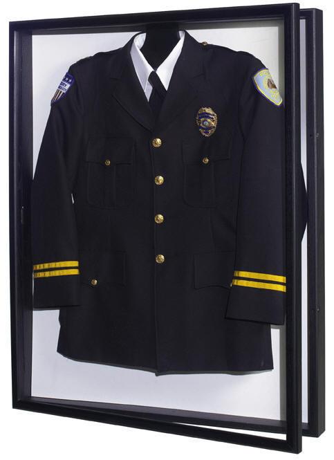 Premium Professional Uniform Display Case / Jersey Display Case